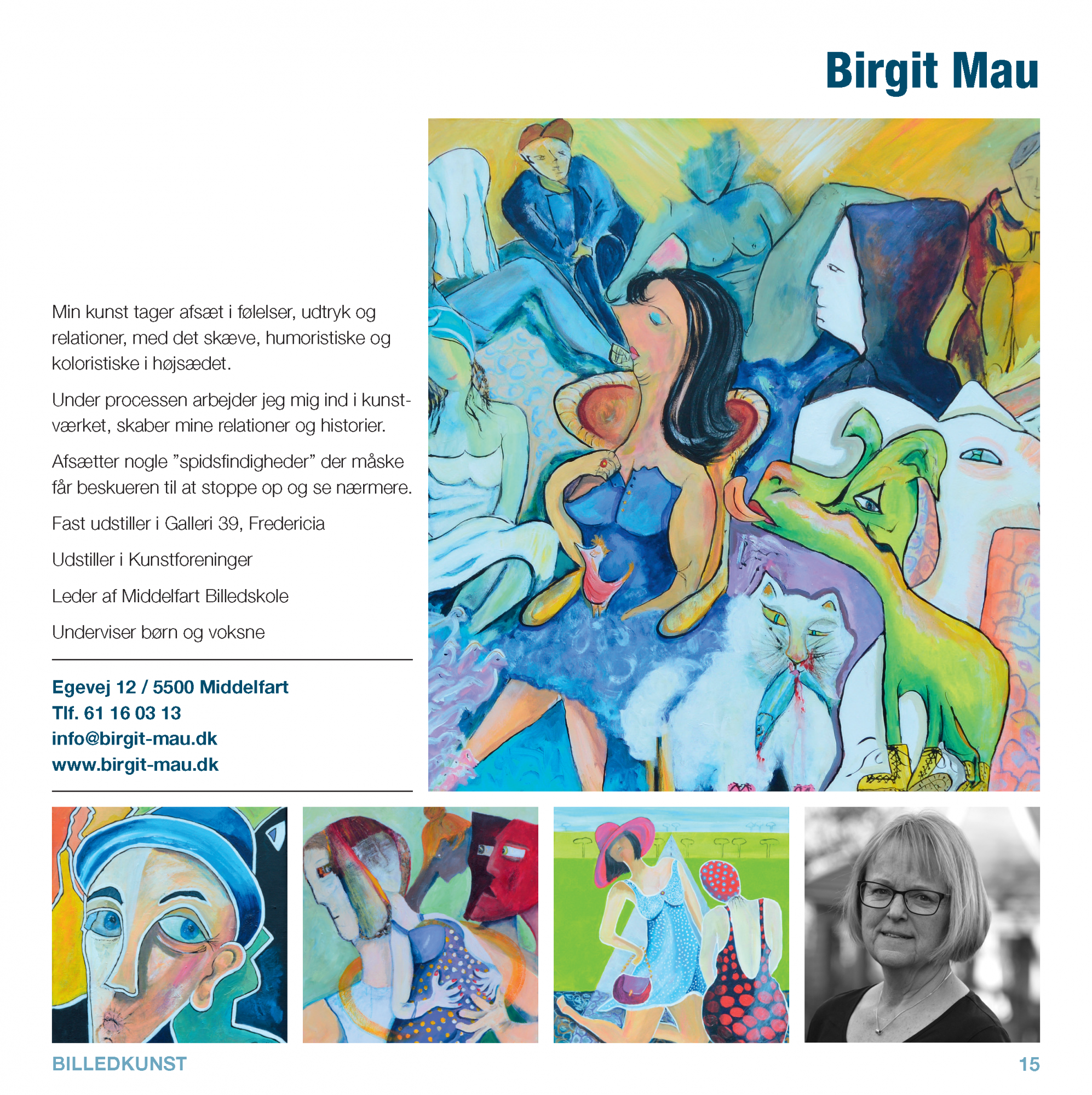Kunstner Birgit Mau_Side_15 i Vestfyns Kunstguide